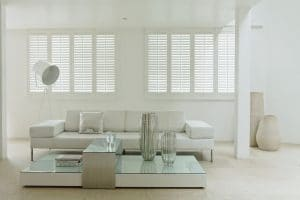 Sante Fe Window Shutters Sitting Room Action Blinds Galway