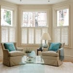 Sante Fe Sitting Room Window Shutters Action Blinds Galway